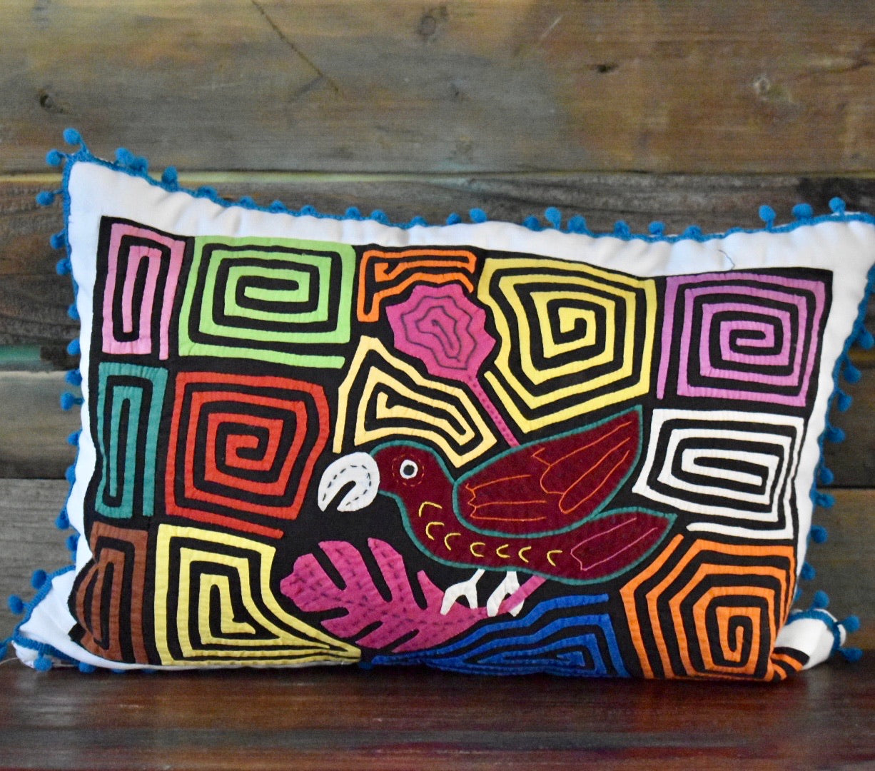 Mola Case for Throw Pillows
