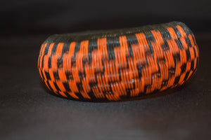 Werregue Bracelets - Orange - Black