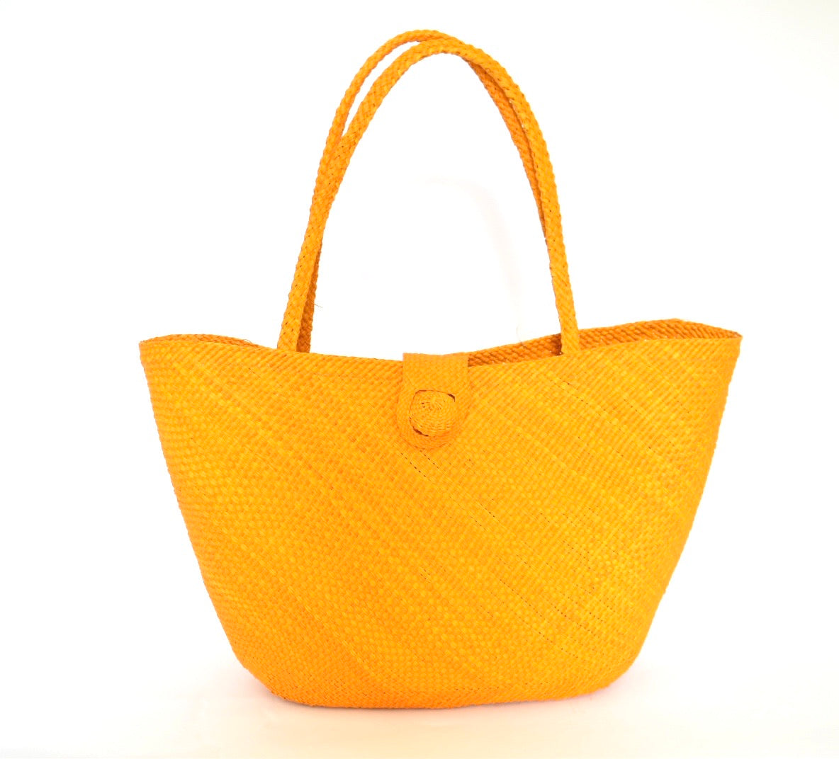Iraca Straw Tote Bag