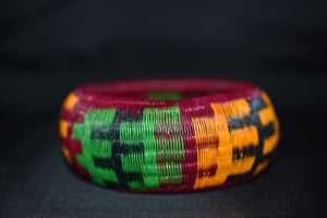 Werregue Bracelets - Red-Green-Yellow