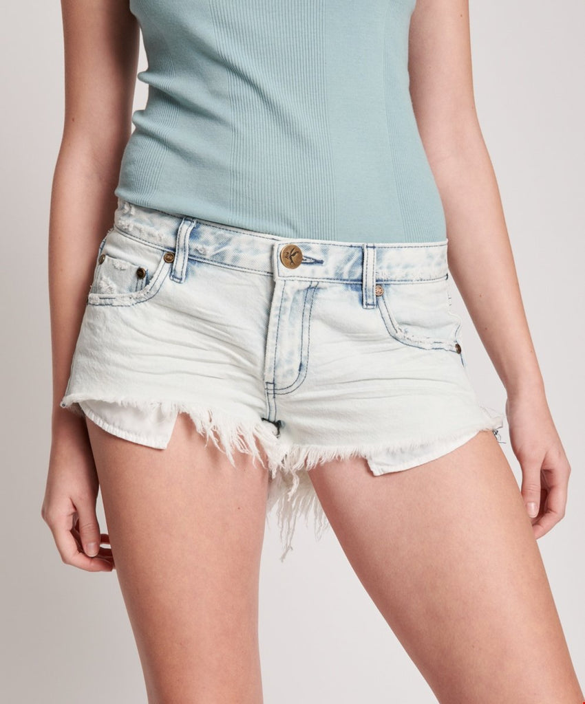 Florence Bonita Low Waist Denim Short