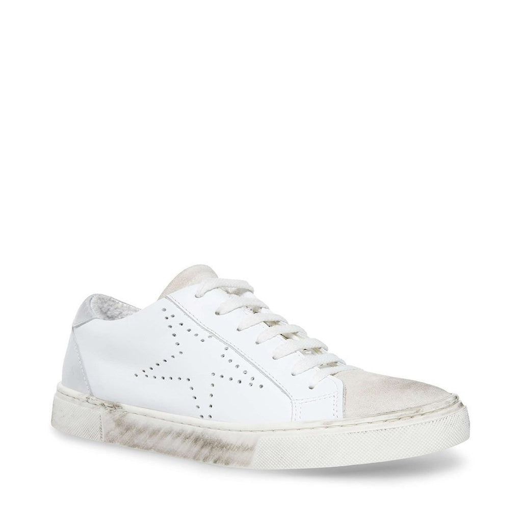 SM Rezza White Sneakers