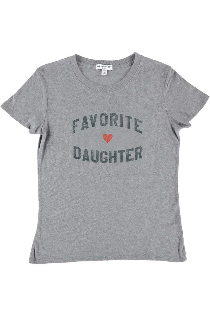 FAVORITE DAUGHTER YOUTH SIZE TEE