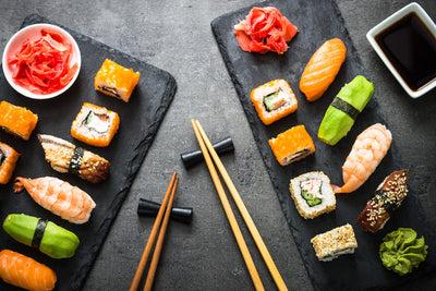 Let's Roll! Exploring the History of Sushi