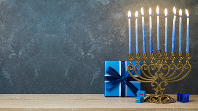 Eight Days of Laughter and Love: Happy Hanukkah!