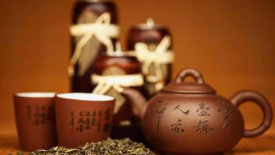 The Chinese Origins Of Tea
