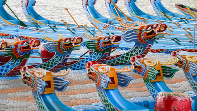 The Dragon Boat Festival in China