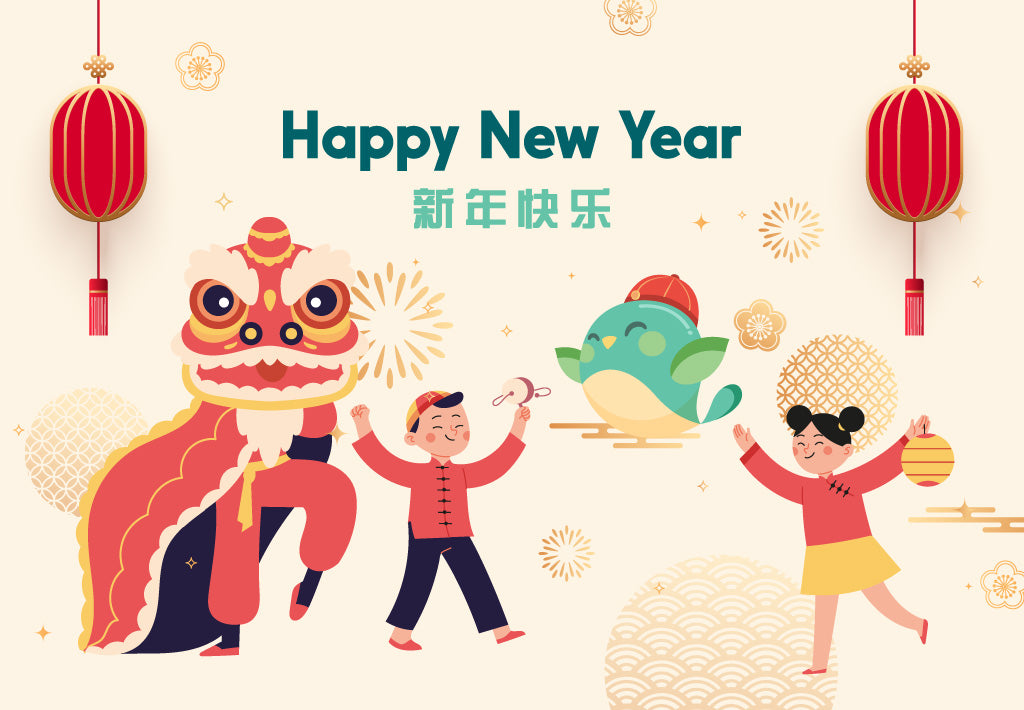 Chinese New Year: Food, Family, and Fun
