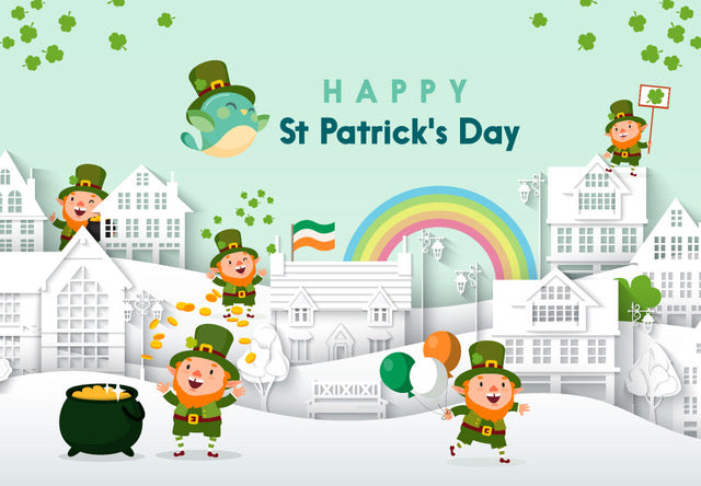 Happy Saint Patrick's Day! Explore Irish Cooking and More!