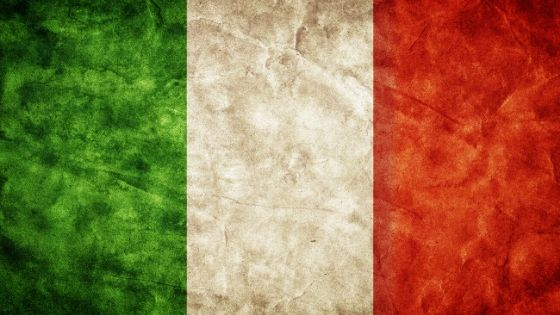 colors if italy flag
