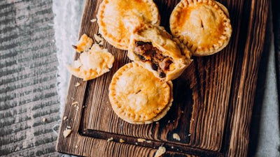 All About Meat Pies!