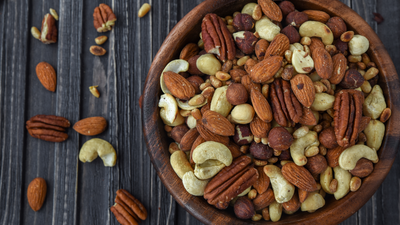 Go Nuts!! Celebrate National Nut Day!