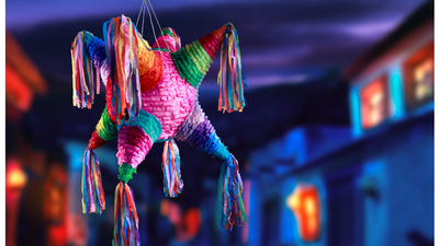 A Piñata Full Of Good Wishes And Treats!
