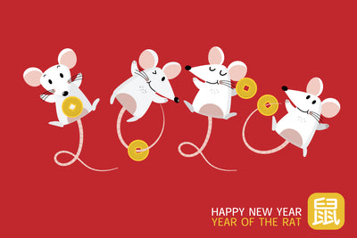 Chinese New Year 2020: The Year of the Rat