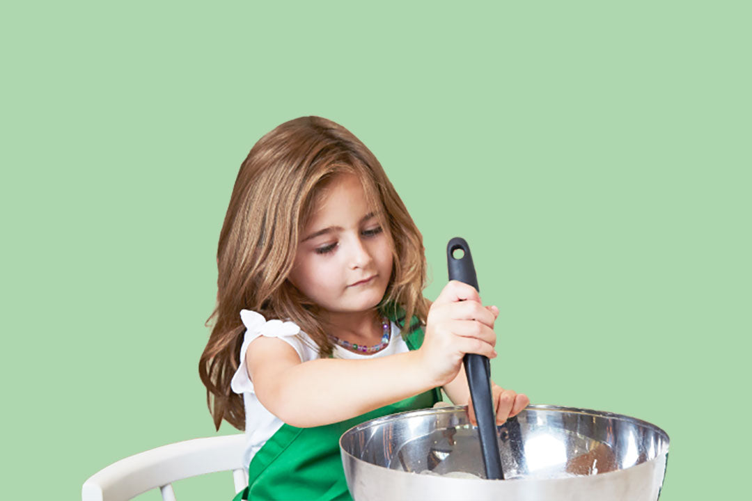 girl cooking education with eat2explore