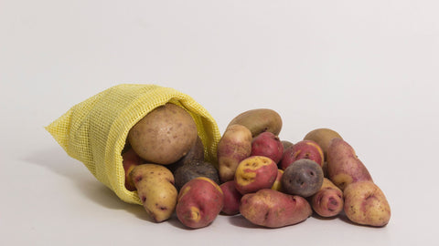 bag of peruvian potatoes