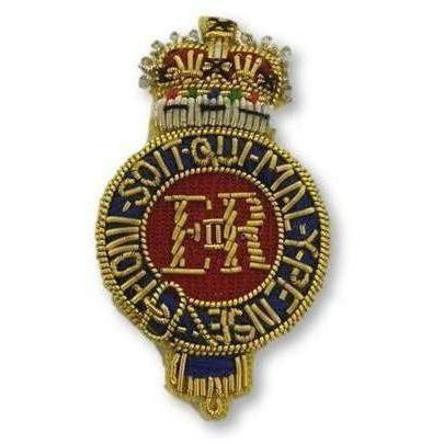 The Life Guards Officers' Beret Badge