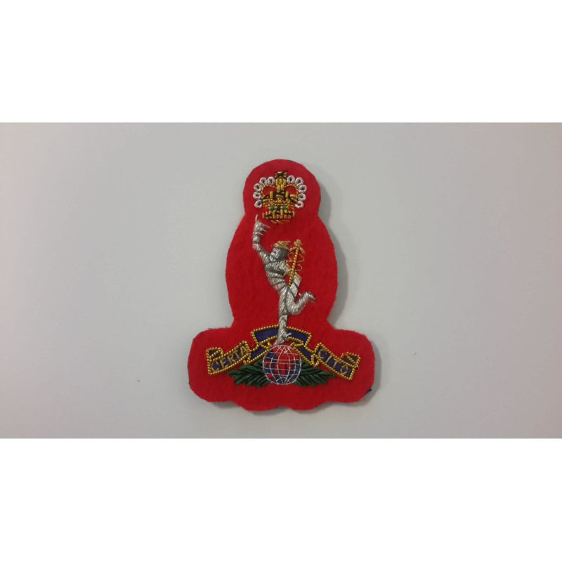 Royal Corps of Signals Embroidered Badge
