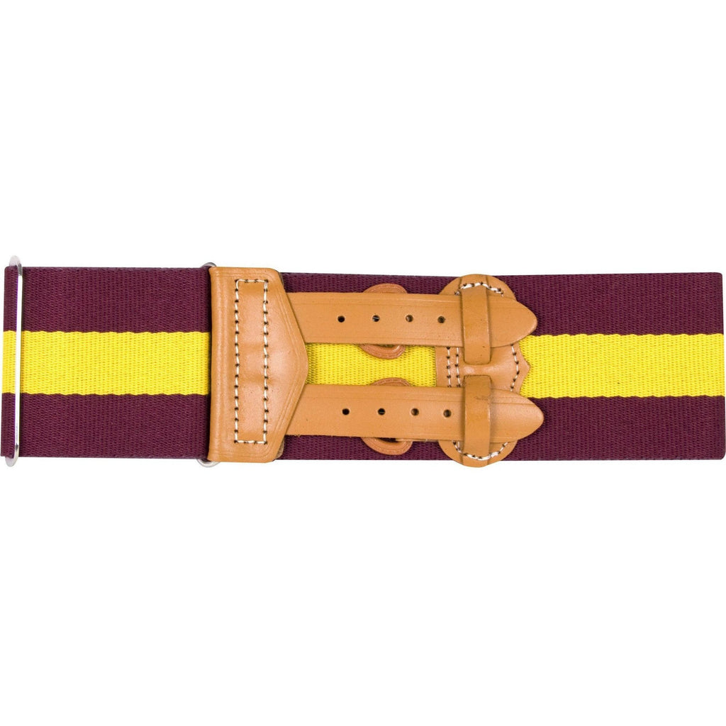 The Royal Regiment of Fusiliers (RRF) Stable Belt-Stable Belts-Ammo & Company-Small-Cadet Kit Shop
