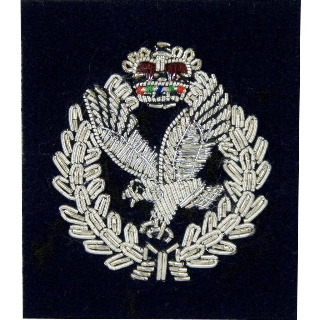 Army Air Corps Officers' Embroidered Badge | Ammo & Company | Headdress Badges