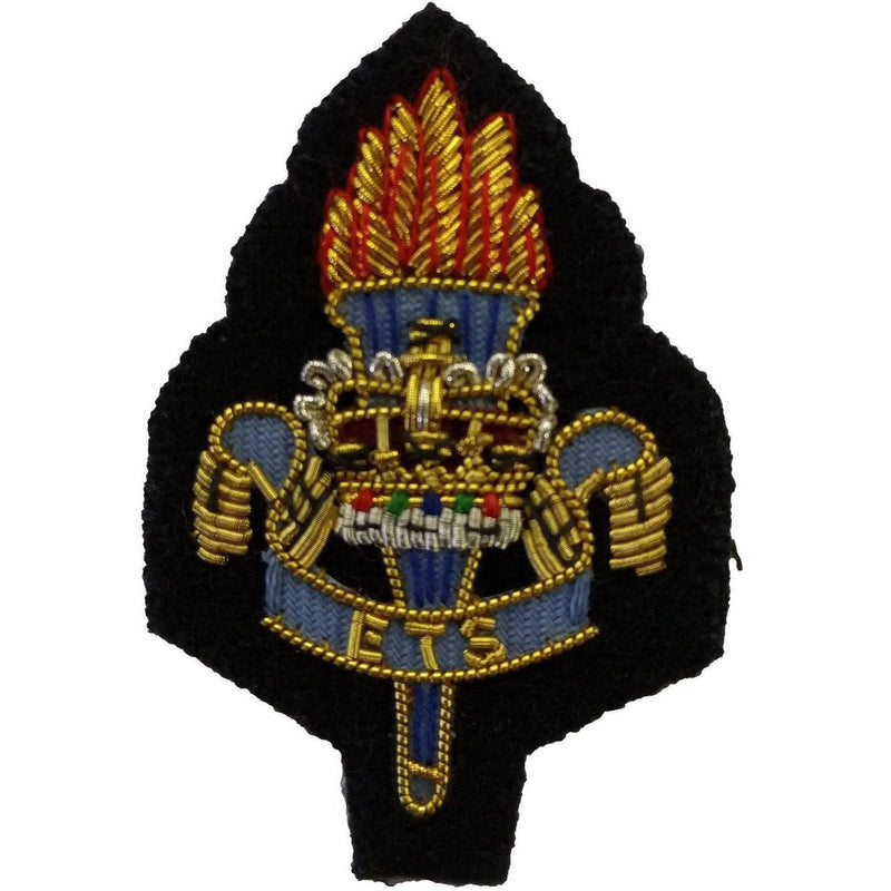 ETS Officers' Beret Badge