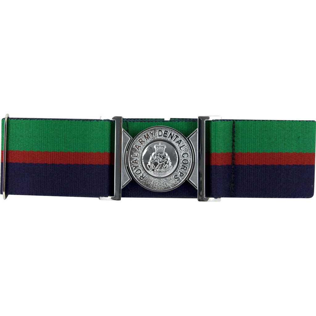 Royal Army Dental Corps (RADC) Stable Belt-Official Cadet Kit Shop-Extra Large-Cadet Kit Shop