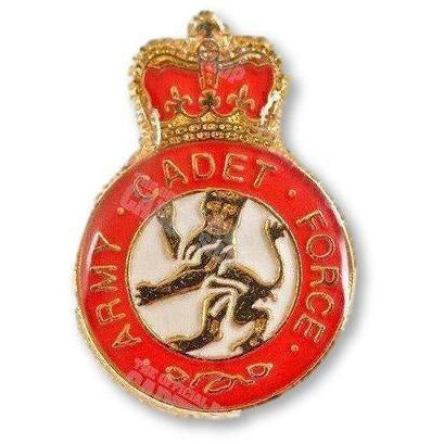Army Cadet Force Lapel Pin | Ammo & Company | Off Parade