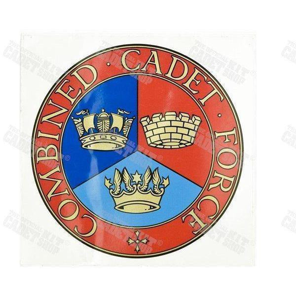 Combined Cadet Force Stickers | Official Cadet Kit Shop | Clearance