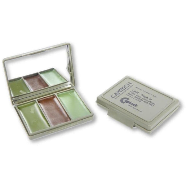 Camtech Tropical Military Camouflage Cream