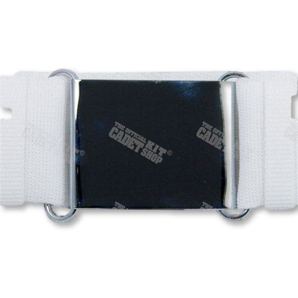 "Plain Buckle 1¾"" Chrome"