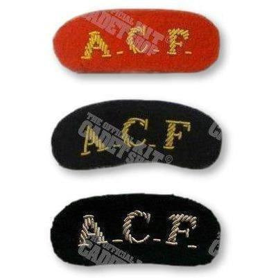 ACF Mess Kit Titles | Cadet Kit Shop | Clearance