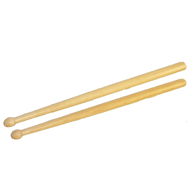 Royal Marine Pattern  Drumsticks, Natural Wood Finish - weight 65g each