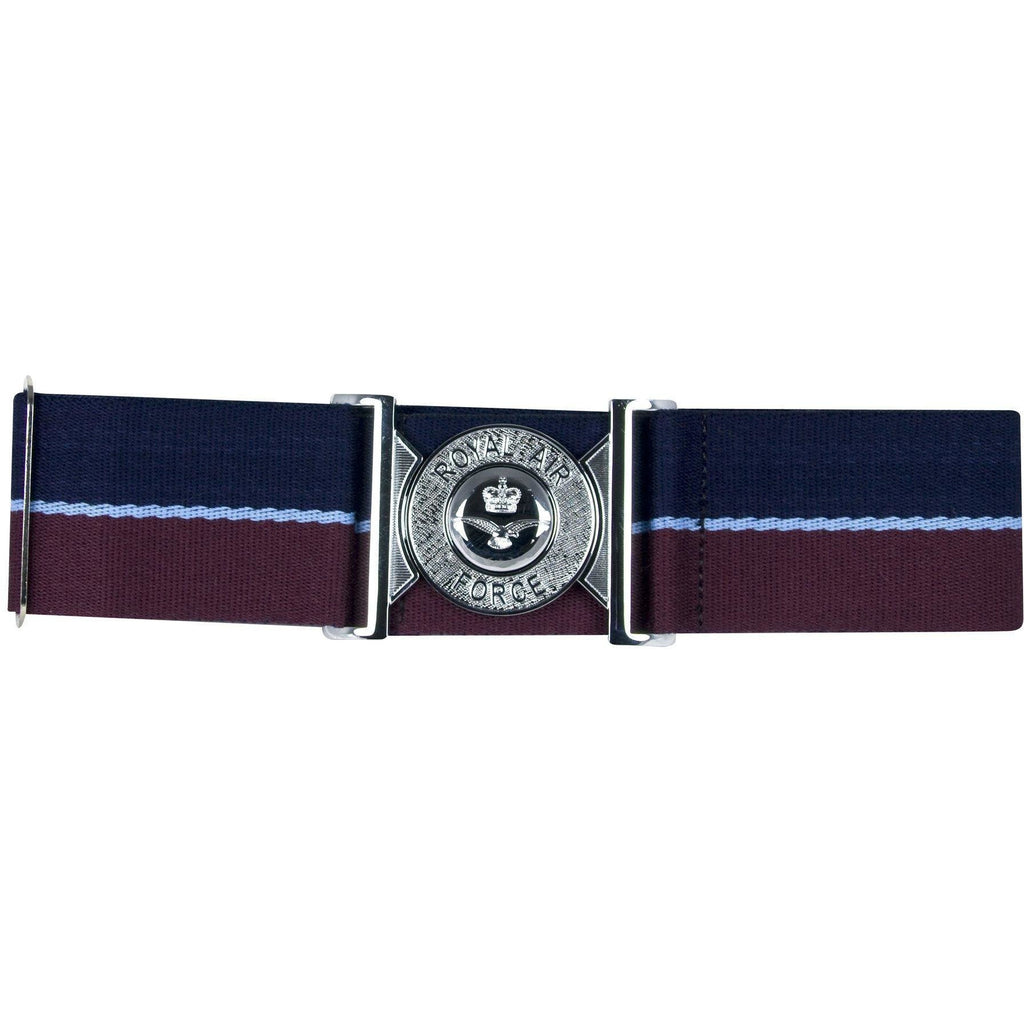 Royal Air Force (RAF) - Locket Stable Belt-Stable Belts-Official Cadet Kit Shop-Extra Large-Cadet Kit Shop