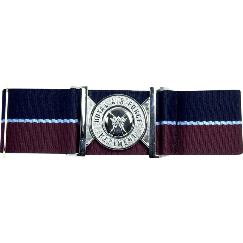 Royal Air Force Regiment (RAF) Stable Belt