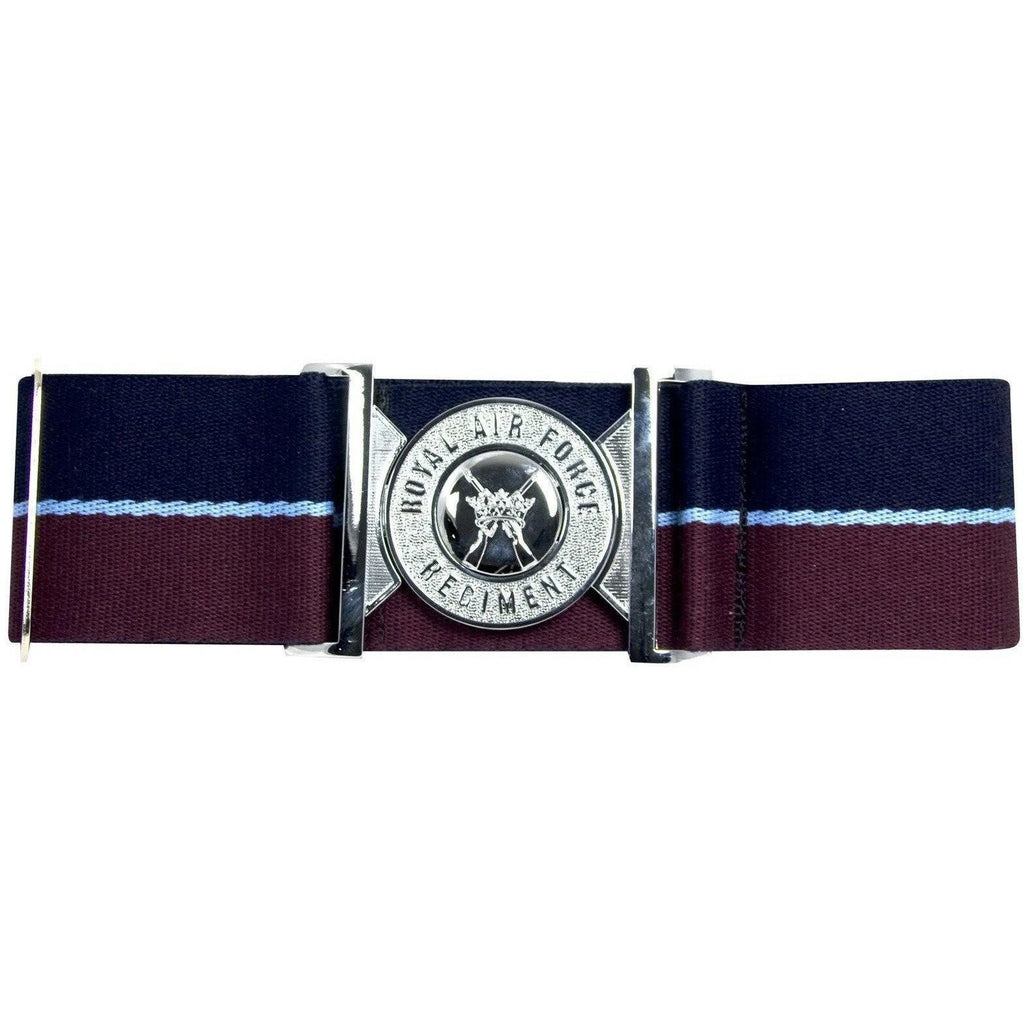 Royal Air Force Regiment (RAF) Stable Belt-Official Cadet Kit Shop-Extra Large-Cadet Kit Shop