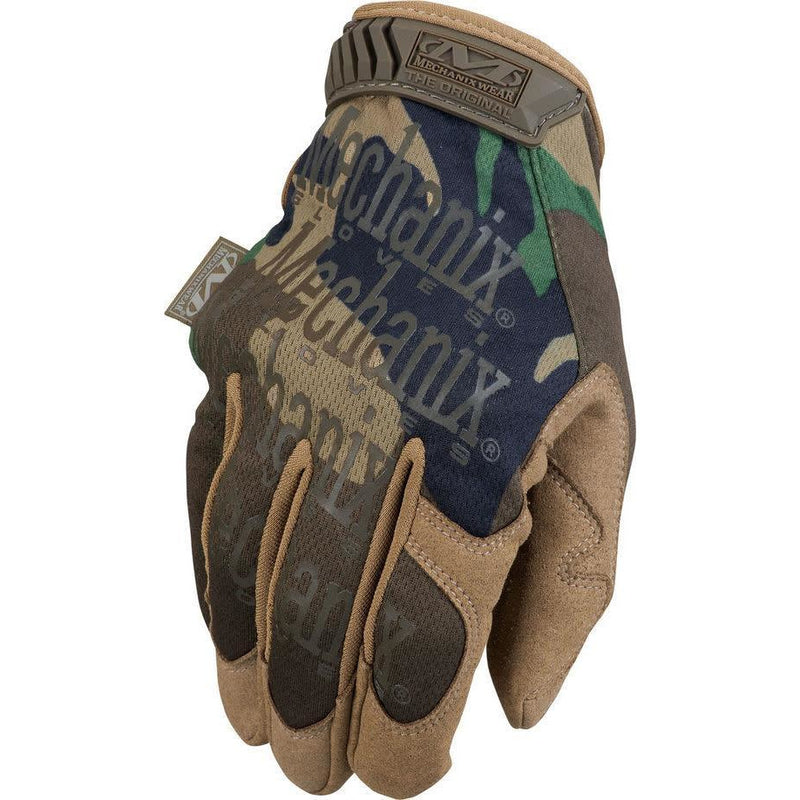 Mechanix Wear Original - Woodland Camo