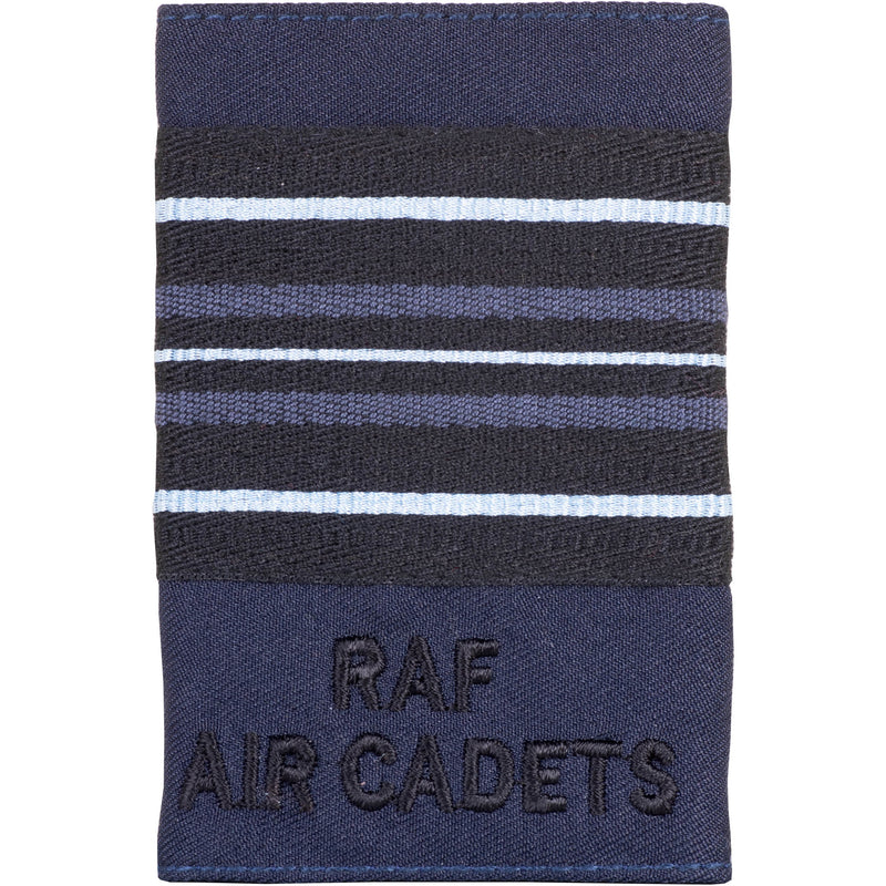 RAFAC - Officers' Rank Slide - RAF Dark Blue Jacket WW & GTX