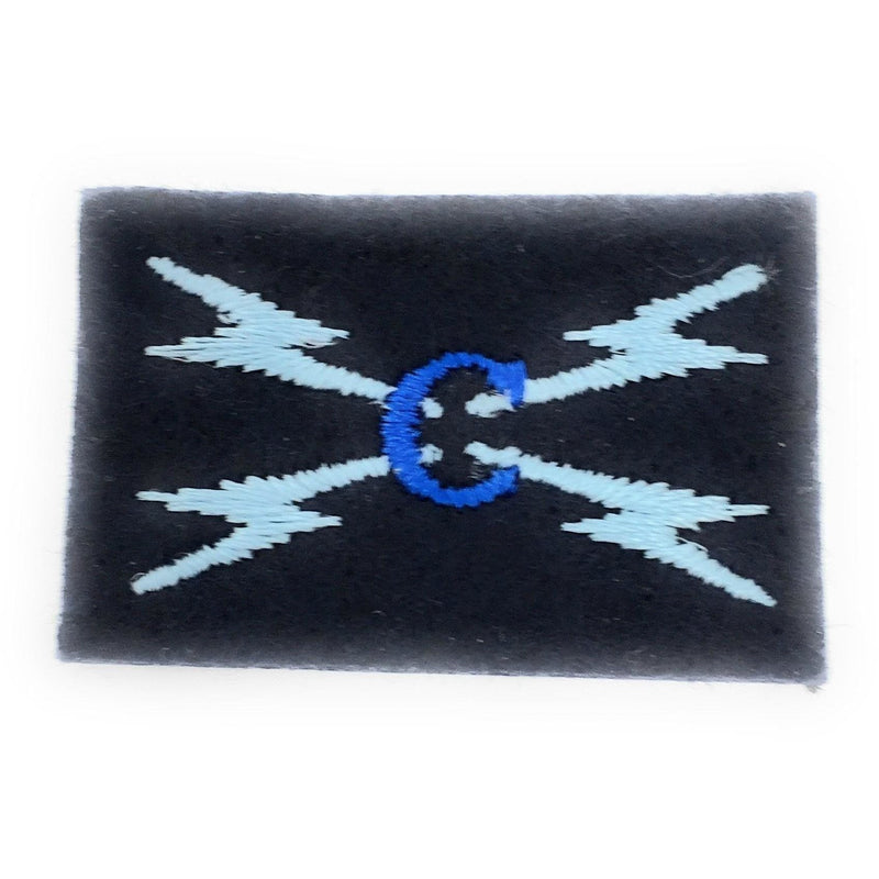 Radio Operator & Cyber Awareness Blue Badge