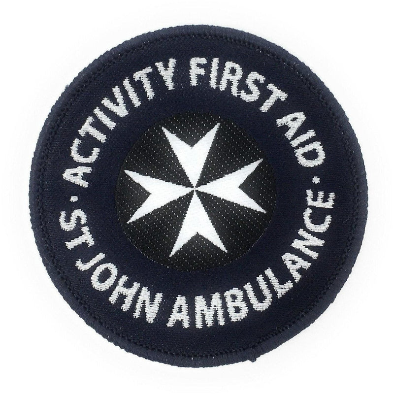 Air Cadets Youth First Aid Badge - Bronze/Silver/Gold | Cadet Kit Shop | Cadet Force Badges