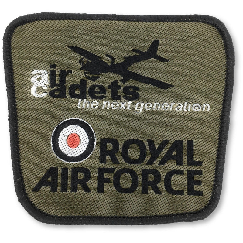 RAF Air Cadet TRF - MTP Green - Pack of 5