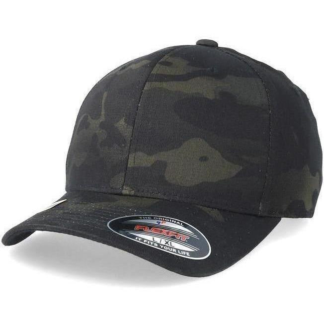 Flexfit Multicam Black Cap