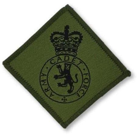 ACF Army Cadet Force Adult CFAV TRF in Olive | Official Cadet Kit Shop | Clearance
