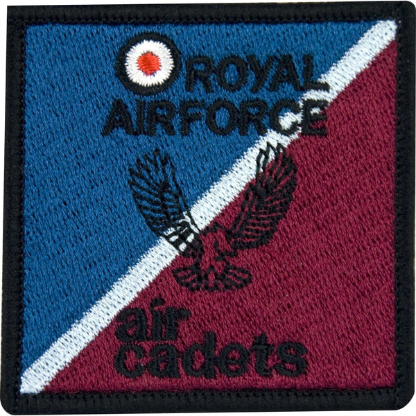 TRF - ATC - RAF Adult/SNCO - 60 x 60mm - Pack of 5