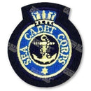 Sea Cadet Corps Cloth Badge
