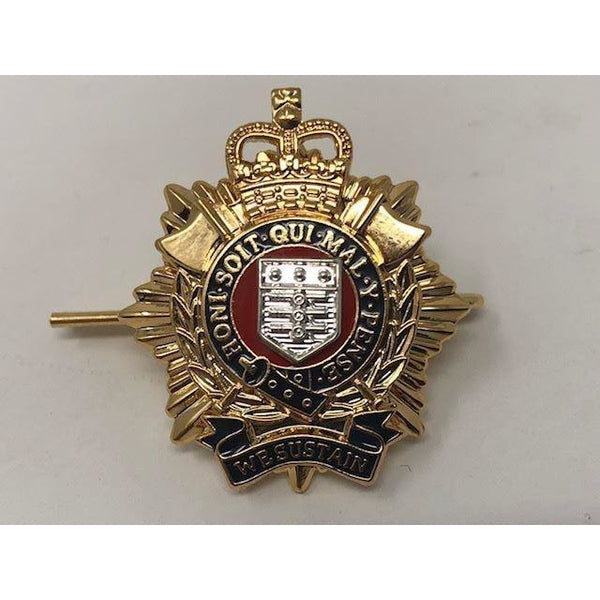 Collar Badge - RLC - Officer - No1 & No2 Dress