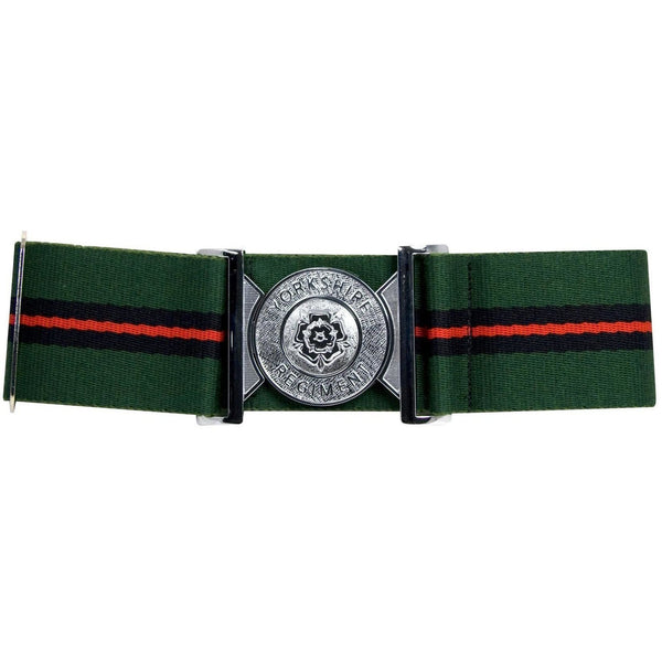 The Yorkshire Regiment (Yorks) Stable Belt