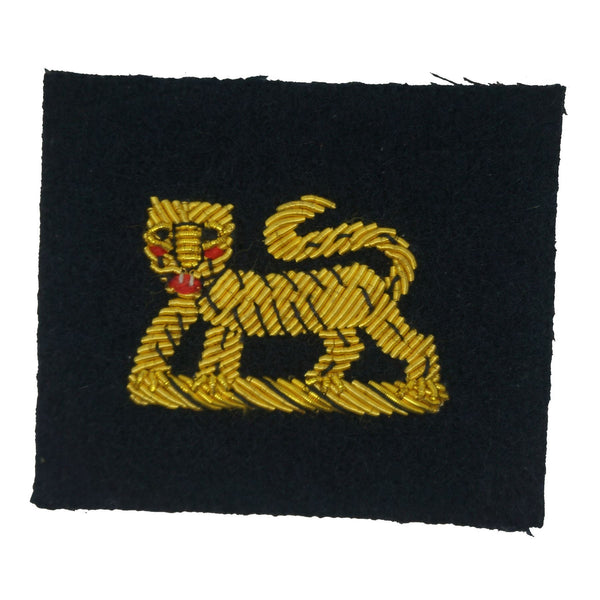 PWRR - Tiger - Ceremonial, No2 Dress - on Navy Ground