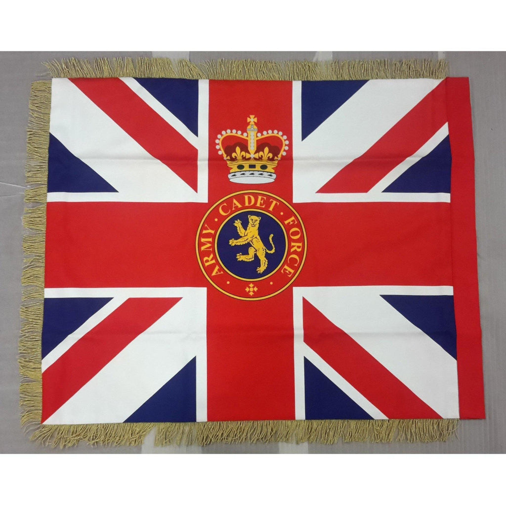Army Cadet Force (ACF) Screen Printed Regent Range - Union Banner