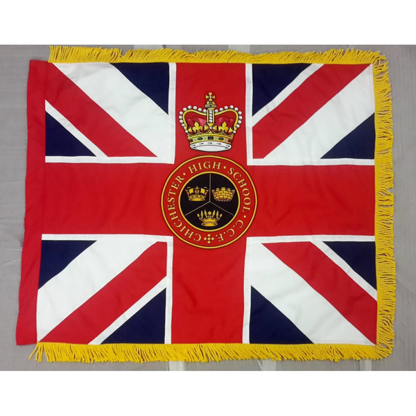 Combined Cadet Force (CCF) Screen Printed Regent Range - Union Banner