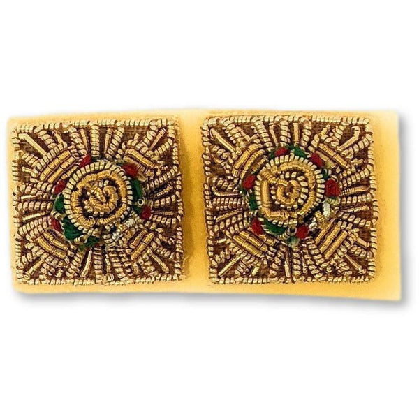"5/8"" Gold Pips 